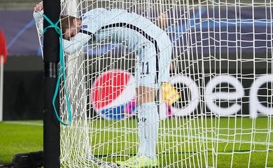 Timo Werner bỏ lỡ cơ hội ghi bàn khó tin cho Chelsea