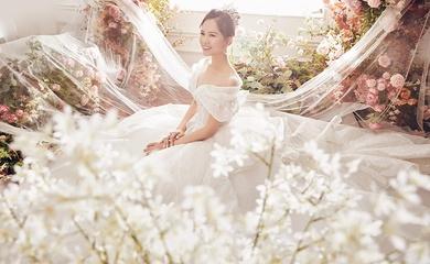 Lộc Thị Đào đẹp như tiên trong bộ ảnh cưới: Người tình không còn là dây cung!