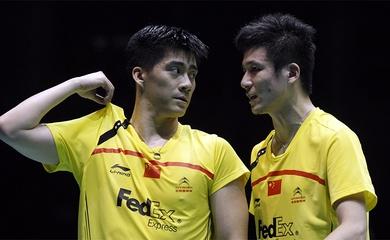 3 ngôi sao cầu lông Trung Quốc được vào Sảnh danh vọng