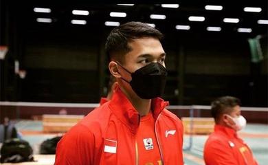Trực tiếp cầu lông Sudirman Cup mới nhất:Jonatan Christie thua thiếu niên Canada 19 tuổi