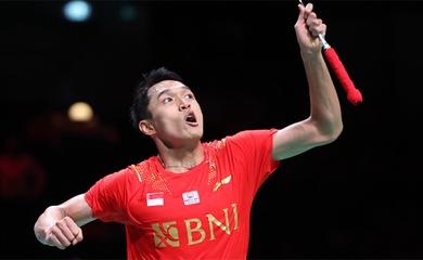 Kết quả cầu lông tối 17/10: Indonesia hạ Trung Quốc 3-0, lại vô địch Thomas Cup sau 19 năm