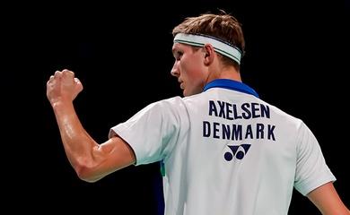 Vì sao hot boy cầu lông Lê Đức Phát ấn tượng với Axelsen tại Đan Mạch mở rộng?