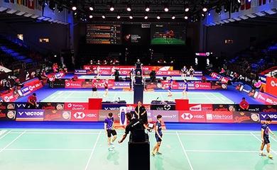 Lịch thi đấu giải cầu lông Đan Mạch mở rộng 2021 hôm nay mới nhất