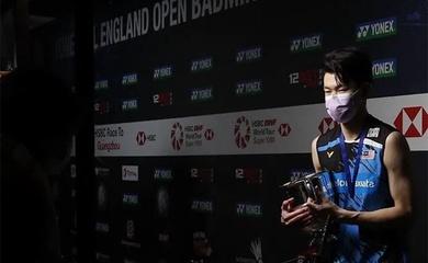 Vô địch giải cầu lông Toàn Anh, ĐKVĐ SEA Games Lee Zii Jia nhận được lời khuyên thấm thía từ lãnh đạo liên đoàn