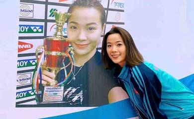 """Hủy giải cầu lông Singapore Open: Nguyễn Tiến Minh và Nguyễn Thùy Linh sải bước dài trên """"đường đến Tokyo""""!"""