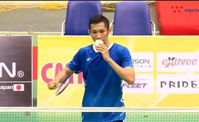 Tiến Minh và Thùy Linh vô địch giải cầu lông các cây vợt xuất sắc toàn quốc 2020