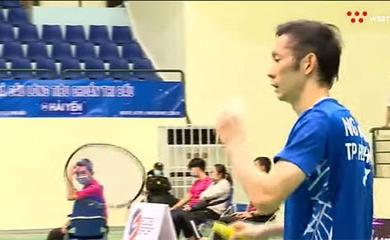 Nguyễn Tiến Minh vô địch đơn nam Giải cầu lông các cây vợt xuất sắc toàn quốc 2020