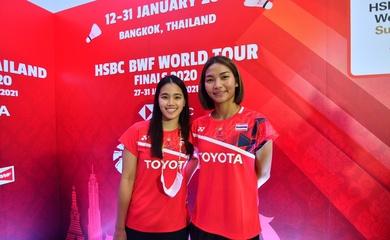 Lịch thi đấu cầu lông World Tour Finals 2020