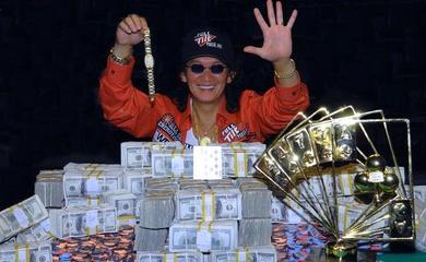 TRỰC TIẾP chung kết môn đánh bài poker WPT Spring Festival