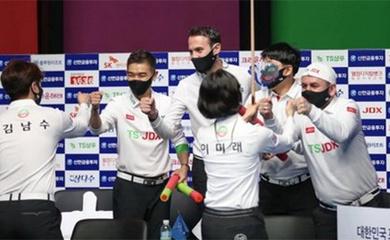 Heroes vẫn dẫn đầu giải bi-a PBA League: Mã Minh Cẩm gánh không nổi Alphas!