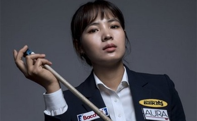 """""""Thánh nữ billiards"""" Sruong Pheavy: Cô nông dân nghèo trở thành sao thế giới"""