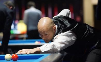 Cao thủ billiards Jean Paul de Bruijn bỏ PBA trở lại UMB