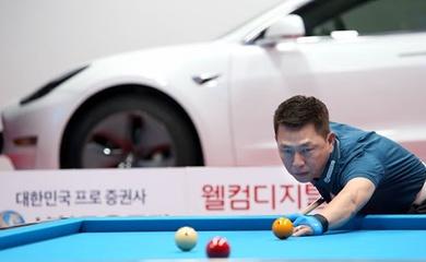 Đội của Mã Minh Cẩm khó vào Play-offs giải billiards PBA