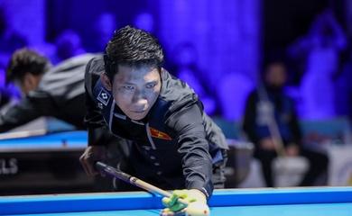 """19h30 Trực tiếp billiards """"vua cơ điên"""" Ngô Đình Nại vs Kim Hyun Woo vòng 16 PBA Tour 2020-2021"""