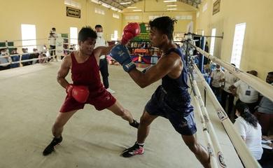Quyết tâm đoạt huy chương SEA Games 31, boxing Campuchia có chuyến tập huấn đắt giá?