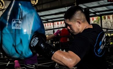 """Eric Pieroun Pen - hy vọng HCV SEA Games được Boxing Campuchia """"thỉnh"""" từ Mỹ!"""