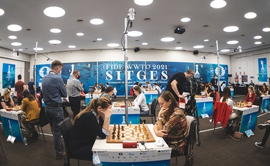 Kết quả cờ vua mới nhất: Để Nga vô địch Đồng đội nữ thế giới, Ấn Độ vẫn đi vào lịch sử