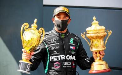 Mercedes bỏ ra hơn 10 ngàn tỷ đồng để Lewis Hamilton vô địch F1 lần thứ 7