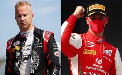 """F1 sốc: """"Thái tử"""" Nikita Mazepin coi khinh đồng đội mới là con trai huyền thoại Michael Schumacher!"""