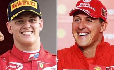 Con trai huyền thoại Michael Schumacher đua F1 mùa sau