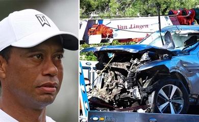 Điểm lại sự nghiệp siêu sao golf Tiger Woods: Tai nạn lần này chấm dứt tất cả?
