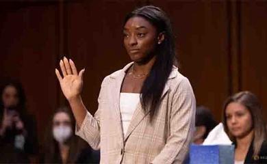 Simone Biles cùng dàn mỹ nhân TDDC ép FBI đuổi đặc vụ do dung túng nạn lạm dụng tình dục