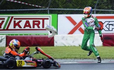 Coi mạng người như cỏ rác, con chủ đường đua Go Kart bị cấm thi đấu 15 năm nên giải nghệ luôn
