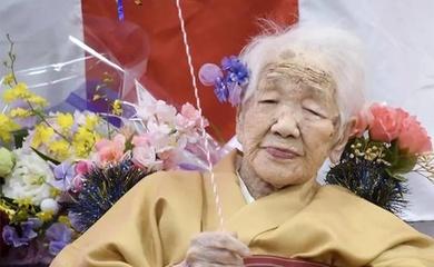 Người già nhất thế giới không tham dự lễ rước đuốc Olympic Tokyo 2020 do sợ COVID-19