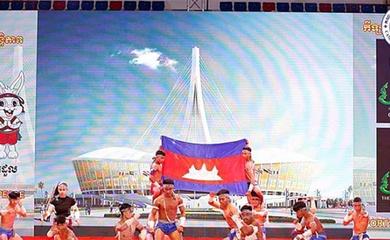 Những khẩu hiệu ấn tượng và đặc biệt nhất của các kỳ SEA Games