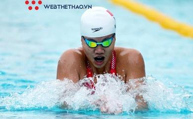 5 kình ngư Việt đã đạt chuẩn Olympic trừ… Ánh Viên
