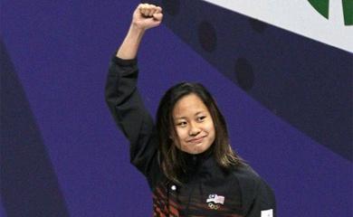 Bơi lội Việt Nam càng phải dè chừng Phee Jinq En trước SEA Games 31