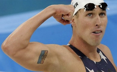 Trốn tránh sau khi bị phát hiện tham gia vây hãm Điện Capitol Hoa Kỳ: Nhà vô địch bơi lội Olympic kể cũng hèn