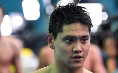 Sao bơi lội Singapore Joseph Schooling chưa thỏa mãn với chiến thắng Michael Phelps