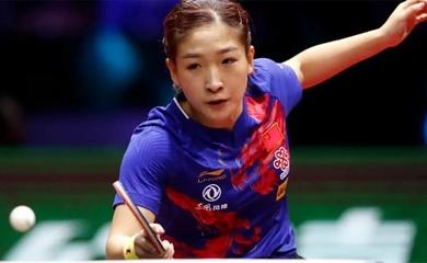 Bóng bàn Trung Quốc dự Olympic mạnh tới khó tin: Ngay cả ĐKVĐTG cũng cạnh tranh không nổi!