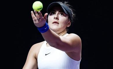 """Sao nữ tennis Bianca Andreescu: """"Tôi không phải les!"""""""