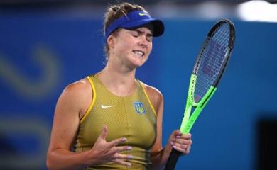 Kết quả tennis mới nhất ngày 21/10:Người đẹp Svitolina lỡ dịp qua mặt Naomi Osaka