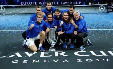 Xem trực tiếp tennis Laver Cup khi nào, ở đâu?