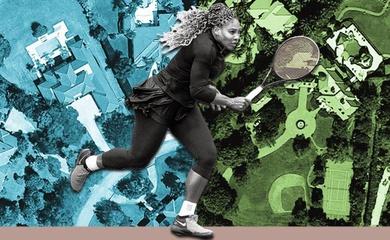 Sao tennis Serena Williams tiếp tục mua đi, bán lại nhà ở Nam Florida