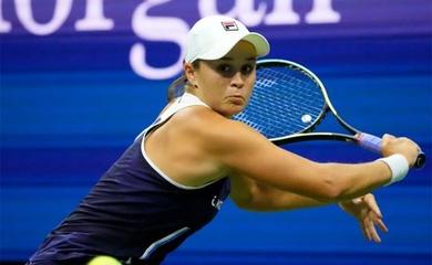 Ngôi sao tennis mới Raducanu ở ẩn, số 1 thế giới Barty được suất dự WTA Finals