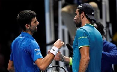 Xem trực tiếp Djokovic vs Berrettini - chung kết Wimbledon 2021 ở đâu, kênh nào?