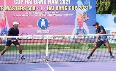 Hải Đăng khởi đầu ấn tượng tại giải tennis VTF Masters 500 – 1