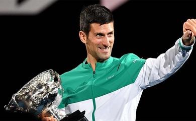 BXH tennis mới nhất của ATP: Djokovic thống trị, Medvedev đột phá, Karatsev lên mây!