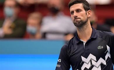 Hậu quả thua Nadal quá lớn: Djokovic vừa thua sốc đối thủ có sự nghiệp thắng ít, thua nhiều!