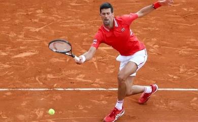 Kết quả tennis Monte-Carlo Rolex Masters ngày 14/4: Djokovic đánh bẹp Sinner!
