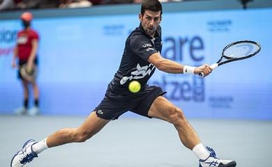 BXH tennis mới nhất: Djokovic nhắm đến kỷ lục của Federer