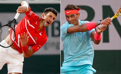 Mô hình tay vợt tennis hoàn hảo nhất: Nadal và Djokovic góp được gì?