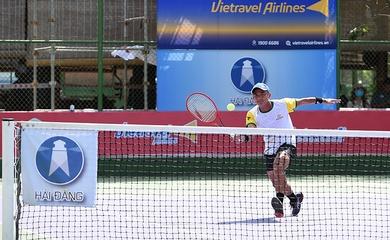 Sơ đồ kết quả bốc thăm và lịch thi đấu ngày 14/4 giải Quần vợt Vô địch đồng đội quốc gia - Đăk Nông 2021