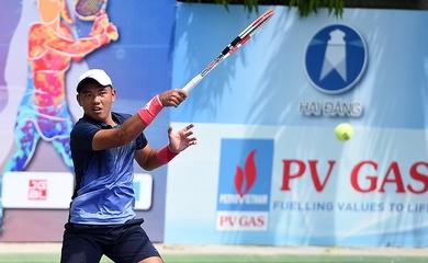 Lý Hoàng Nam khởi đầu mạnh mẽ ở giải tennis VTF Masters 500 – 1