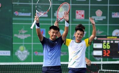 Giải tennis Lach Tray Cup 2020: Tổ hợp Hoàng Nam / Quốc Khánh đúng là không đối thủ!