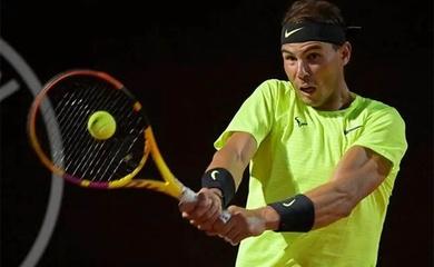 Nadal tỏ ra quá mạnh ở Italian Open dù nghỉ đấu 200 ngày